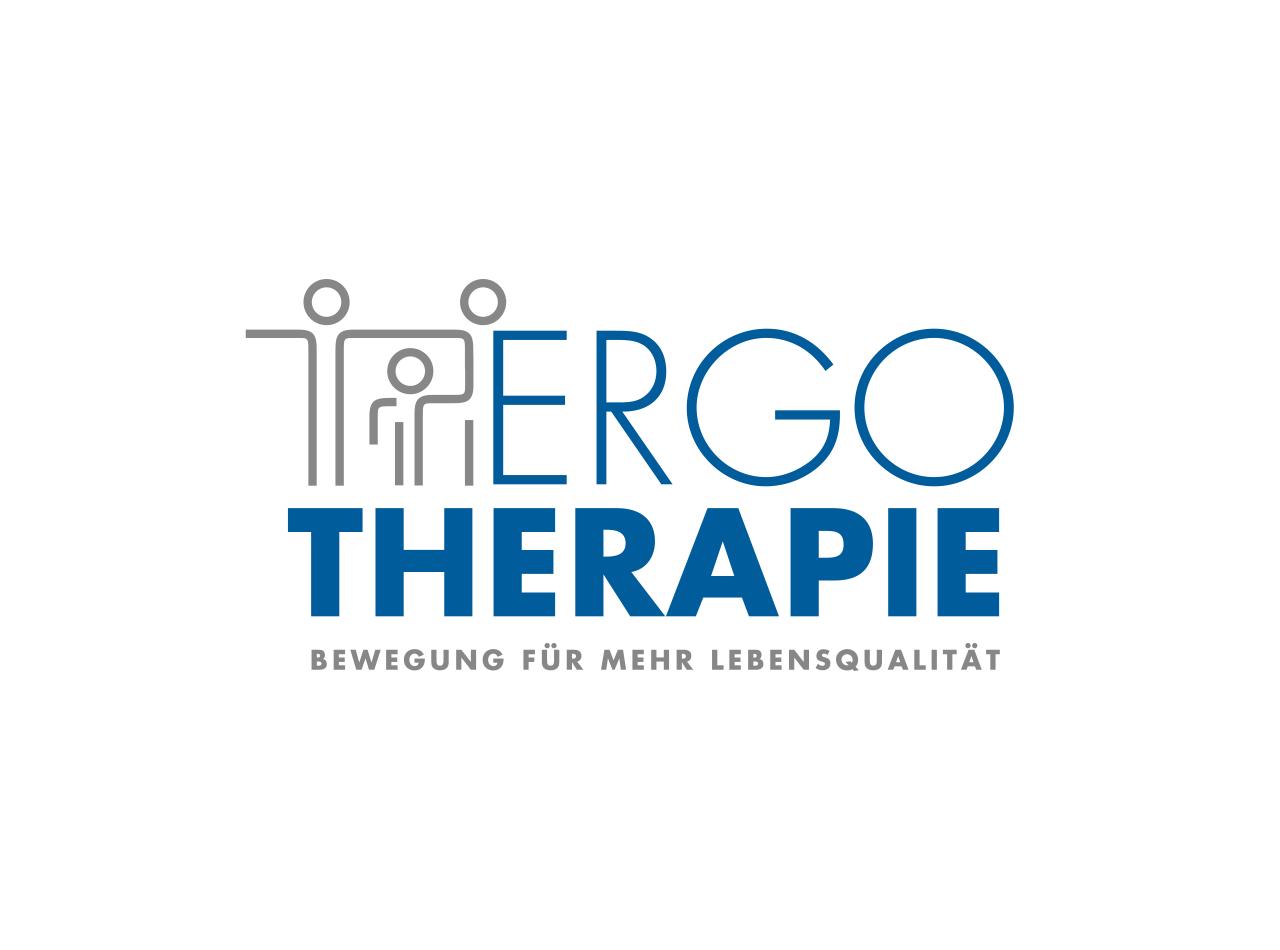 Logo-Design die ERGO-Therapie-Praxis in Frankfurt am Main