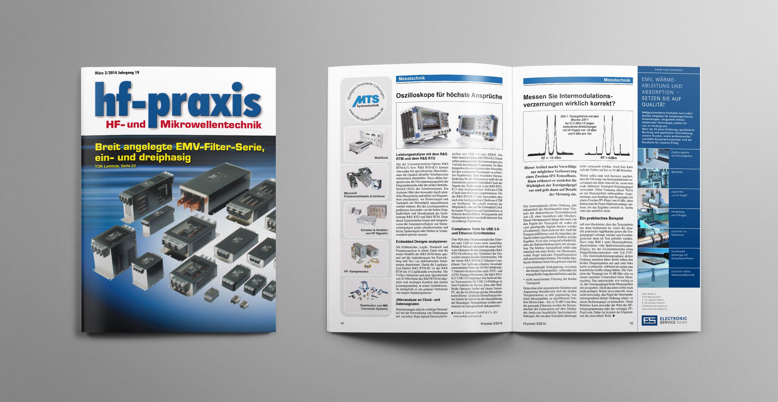 Produkt-Anzeige für die E.S. Electronic Service GmbH 2