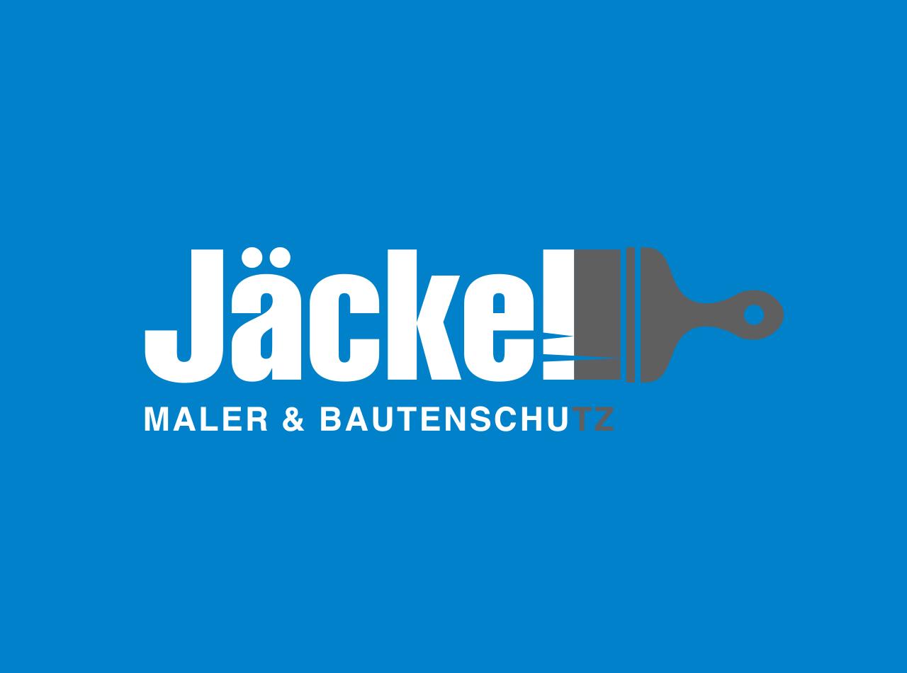 Logo Design für den Malerbetrieb Jäckel Maler & Bautenschutz im Taunus 3