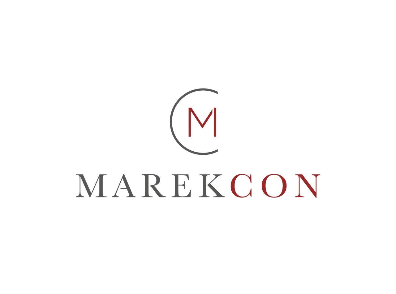 Logo Design für MAREKCON mit Initialen MC