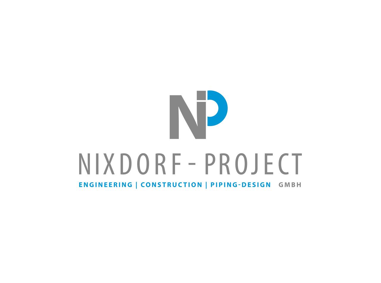 Logo Design für Nixdorf - Project GmbH