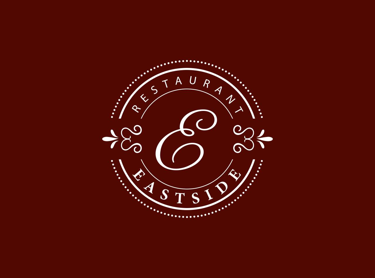 Logo Design für das Hotelrestaurant EASTSIDE
