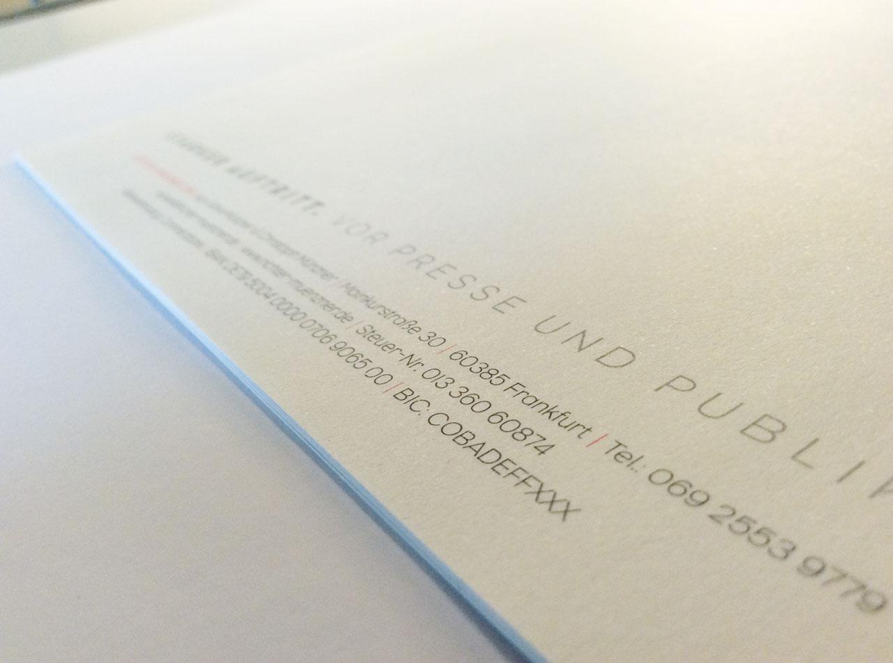 Briefpapier für Richter & Münzner 4