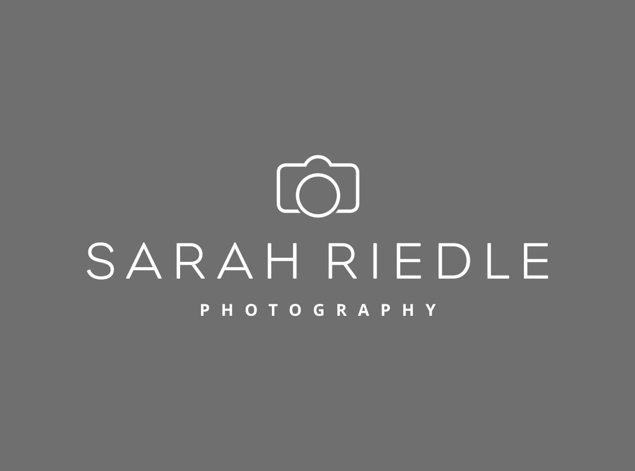 Logo Design für die Fotografien Sarah Riedle