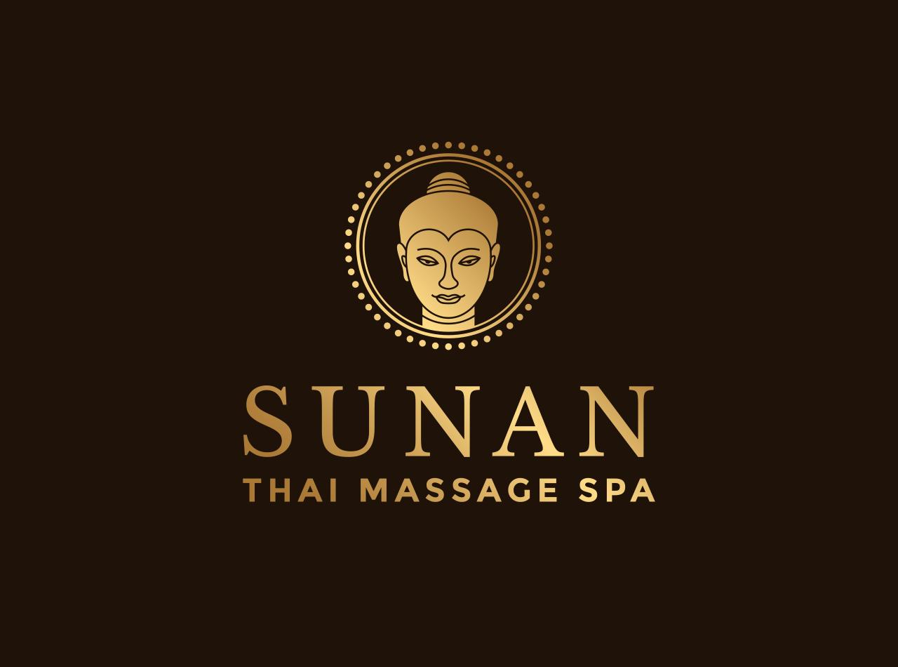 Logodesign für SUNAN Thai Massage & SPA in Frankfurt am Main