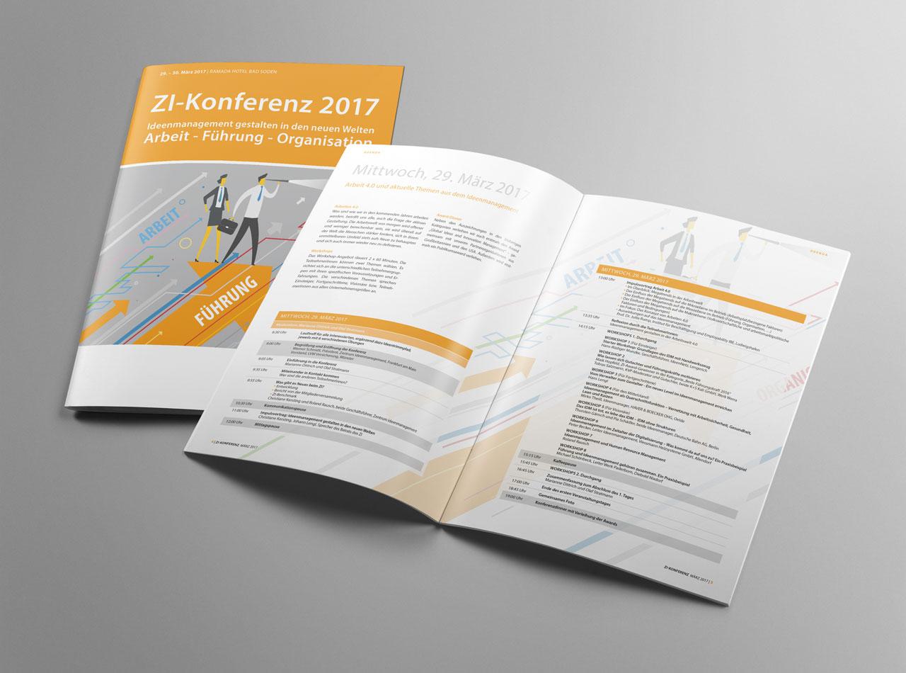 Zentrum Ideenmanagement Konferenzbroschüre 2017 2