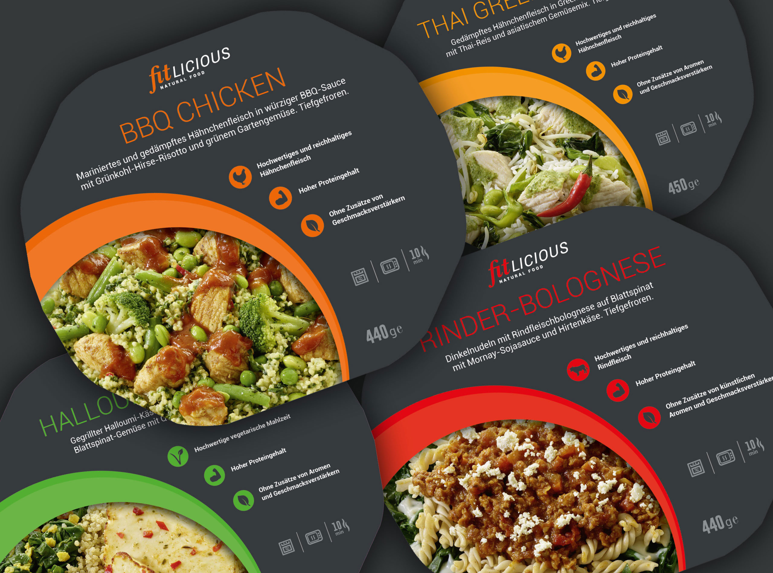 fitlicious Verpackungsdesign Packaging 1